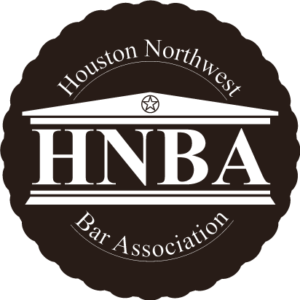 Houston Northwest Bar Association Logo