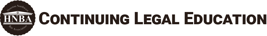 Continuing Legal Education Banner